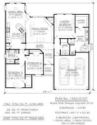 plan no 1562 0107