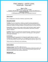 Entry Level Probation Officer Resume Crazy Great Objectives For Resumes 14 Sample Objectives For Resume