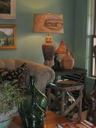 this pic is not my home but sherwin williams svelte sage is on