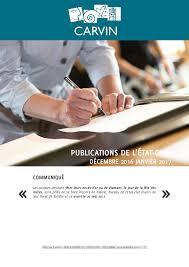 bureau de l at civil calaméo publications état civil déc 2016 jan 2017