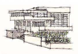 Lovell Beach House Beach House Sketch U2013 Beach House Style