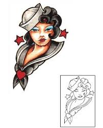 johnny pin up tattoos