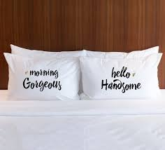 amazon com pillowcases for couples or wedding gift for newlyweds