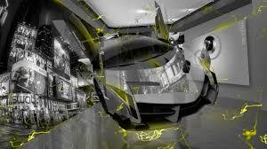 Lamborghini Veneno Yellow - lamborghini veneno crystal home fly city energy car 2015