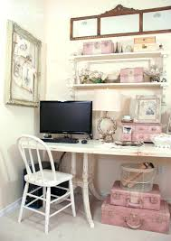 Chic Office Desk Exciting Shabby Chic Office Photos Best Inspiration Home Design