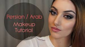 iranian women s hair styles persian arab makeup tutorial youtube