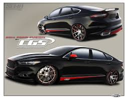 2014 ford fusion sound system modified 400 hp ford fusion heading to 2013 sema