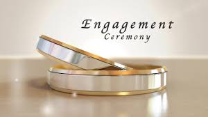 Engagement Invitation Cards Raji With Sanjeev Engagement E Invitation Youtube