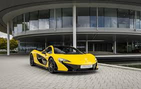 mclaren suv mclaren p1 is sold out