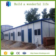 prefab camp export turnkey low cost prefab modular homes movable house