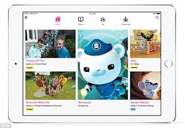 bbc takes on sky with the launch of iplayer kids daily mail online
