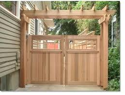 Backyard Gate Ideas Backyard Gate Ideas Wood Fence Designs Ideas Front Backyard Wood