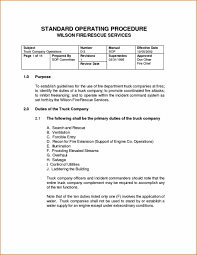 Resume Sample In Word Format by Operating Procedures Template Download Salary Slip In Word Format
