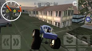 monster truck video games monster truck city driving sim android apps on google play