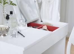 chambre brimnes coiffeuse coiffeuses avec miroir pas cher ikea