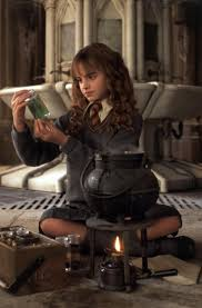 Harry Potter Hermione Harry Potter And The Chamber Of Secrets Hermione Making The