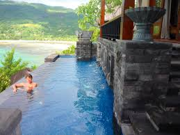 images about cool pools on pinterest big water slides and idolza decorating interesting indoor swimming pool design idea with blue exotic private water gray stone wall and