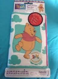sunworthy disney winnie pooh self stick wallpaper border 15 u0027 ebay