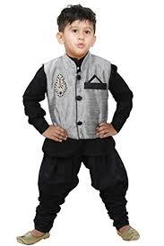 modi dress jbn creation kids indowester style kurta breedges and modi jacket