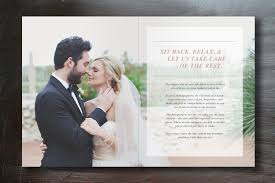 wedding magazine template photography welcome magazine template for professional