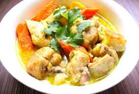 cuisine vietnamienne recette curry de poulet à la vietnamienne cà ri gà la kitchenette de