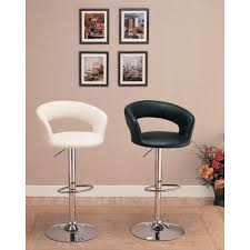 Adjustable Height Chairs Dining Chairs And Bar Stools 29 Upholstered Bar Chair With