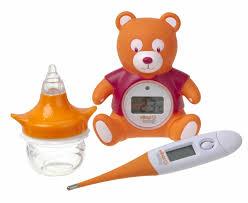 thermometre de chambre bébé le thermomètre chambre bébé en 40 idées archzine fr