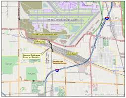 Illinois Map Grant by Dupage County Il Dot 2014 Dupage County Taft Avenue Tiger Grant