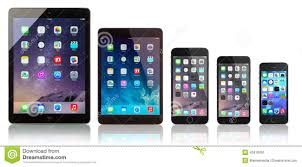 ipad air ipad mini iphone 6 plus iphone 6 and iphone 5s