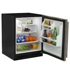 mini bar refrigerator glass door undercounter refrigerators from marvel refrigeration
