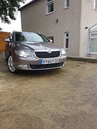 skoda superb 4x4 2 0 l dti 6 speed manual mot 11 months in