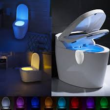 toilet light rechargeable toilet light with waterproof design by maxzola toilet