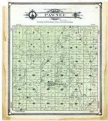 Nebraska County Map Oklahoma County Map