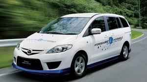 mazda hybrid mazda3 mazda premacy hydrogen hybrid debut in tokyo