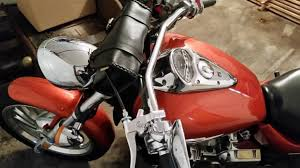 1300 orange vtx motorcycles for sale