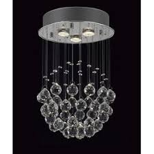 Ball Chandelier Lights Gallery Indoor 3 Light Chrome Crystal Ball Chandelier Free