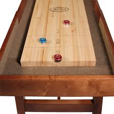 How To Play Table Shuffleboard 14 Foot Contempo Shuffleboard Table Mcclure Tables