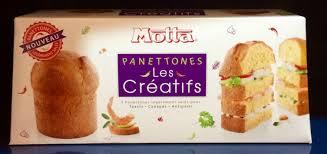 recettes cuisine 3 mini panettone salé de chez motta et atelier de cuisine autour du