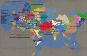 Map Of Where I Am The Italian Stallion Mkii The Revenge Of The Pope A Papal