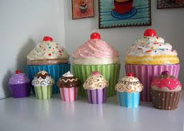 cupcake canisters for kitchen cupcakes cupcakes my cupcake obsession is