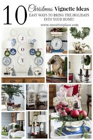 Homemade Christmas Decorations For The Home Christmas Decorations For Tables Homemade Holiday Inspiration