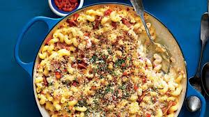 thanksgiving mac and cheese recipe classic baked macaroni and cheese recipe southern living