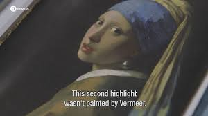 vermeer pearl earrings reconstructing vermeer x discovery on girl with a pearl