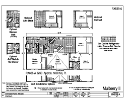 sink floor plan grandville le modular ranch mulberry ii rx838a find a home