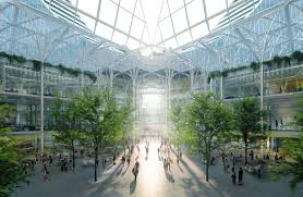 revealed calatrava u0027s 1bn greenwich peninsula scheme news