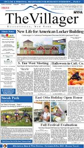 the villager ellicottville oct24 30 2013 volume 8 issue 43 by