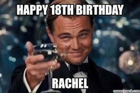 18th Birthday Memes - 18th birthday