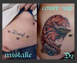 tiger cover up by puku on deviantart