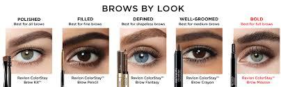 revlon brow fantasy light brown revlon colorstay brow mousse 404 dark brown 07 fl oz target