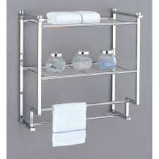 Bathroom Towel Storage Ideas Bathroom Gorgeous Bathroom Towel Storage Using Metal Tower Racks